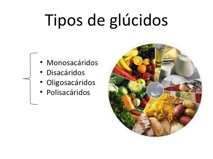 Ejemplos de glucidos
