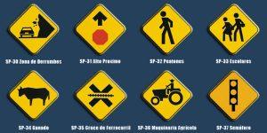 ejemplos de señalamientos
