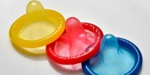 Ejemplos de condones masculinos