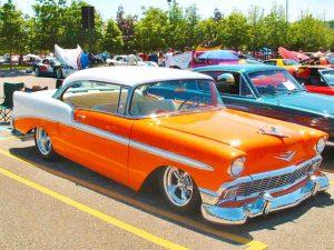 ejemplos de autos clásicos