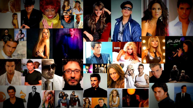 ejemplos musica latina