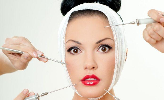 Ejemplos de cirugía estética